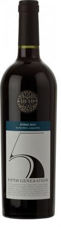 1848 Winery Syrah Fifth Generation